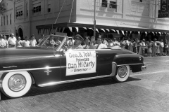 Governor-Dan-McCarty-riding-in-the-Shriners-parade-on-Monroe-Street-in-Tallahassee-Florida-1953
