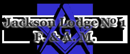 Jackson Lodge № 1, F. & A. M.